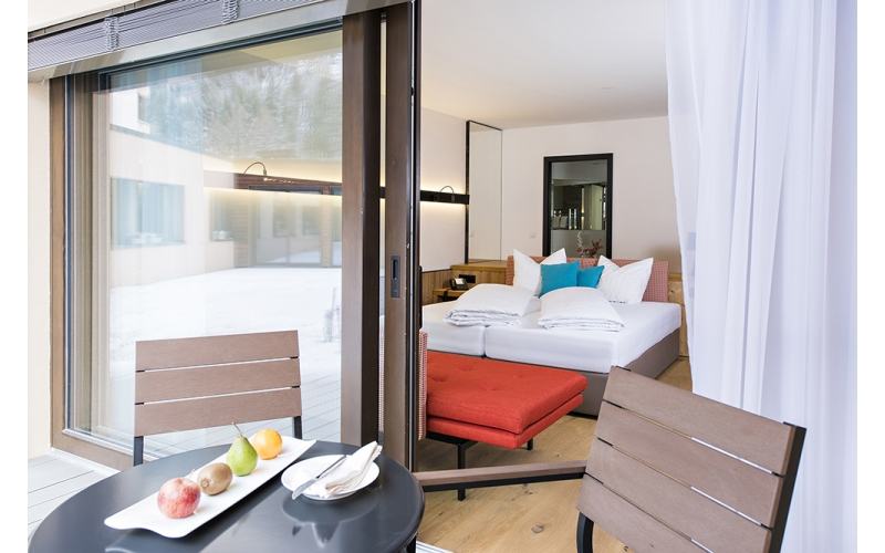 Hotel Palü Pontresina