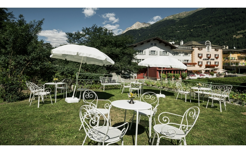 Raselli Sport Hotel, Le Prese, Val Poschiavo