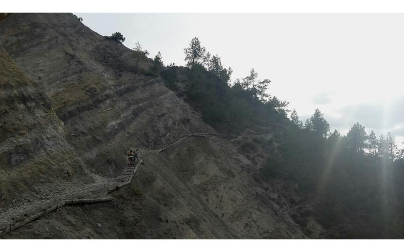Wanderweg zwischen Jenisberg und Schönboden 3