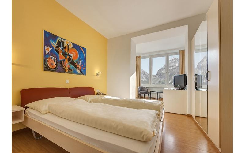 Hotel Hohenfels Arosa