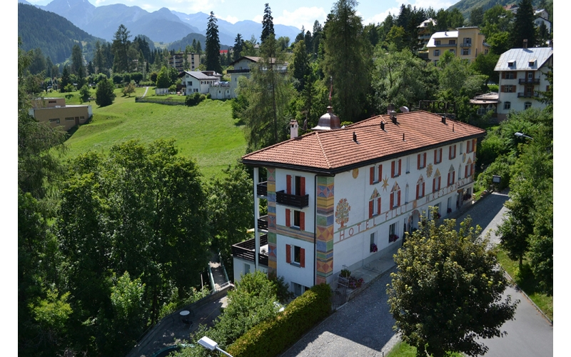Hotel Filli Scuol