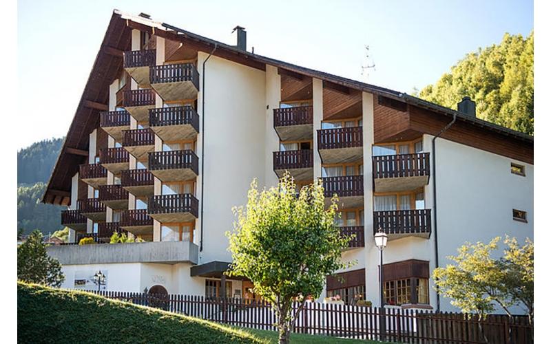 Hotel Catrina Disentis