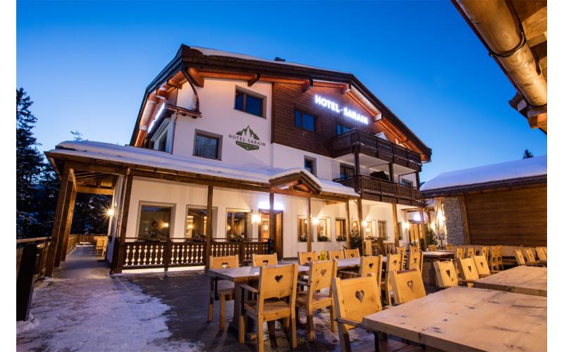 Hotel Sarain Lenz