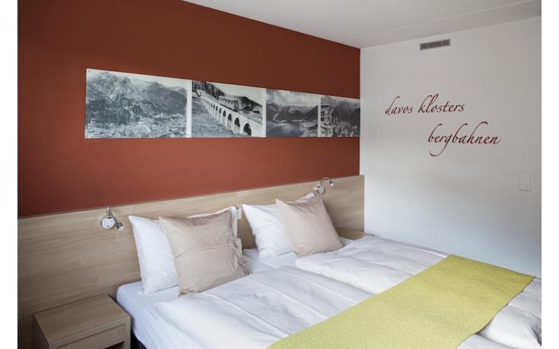 graubündenBIKE-Hotel, Hotel Ochsen 2 Davos