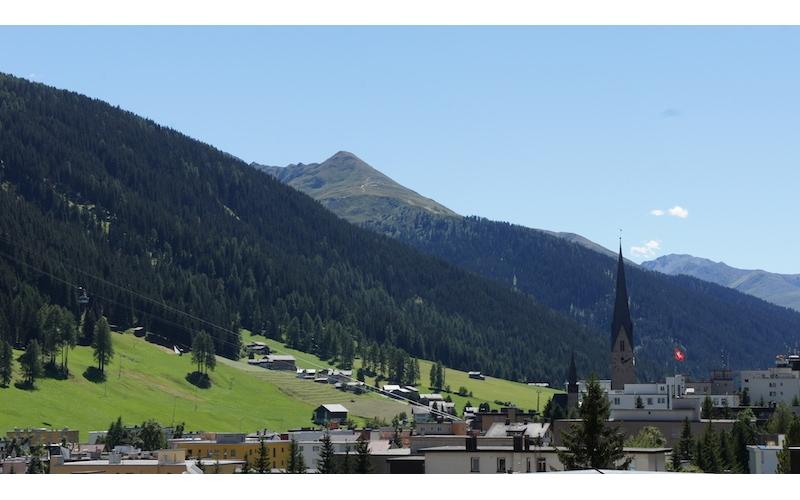Panorama Hotel Davos, graubündenBIKE-Hotel
