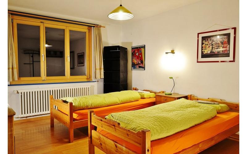 Hotel Capri Lounge Laax