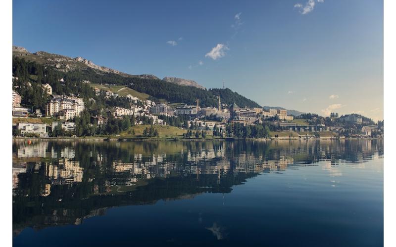 graubündenBIKE-Hotel, Badrutt's Palace Grand Hotel, St.Moritz