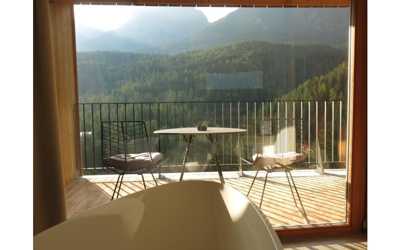 Hotel Arnica Scuol, graubündenBIKE-Hotel