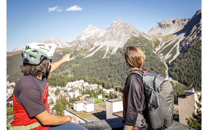 Mountain Lodge Arosa