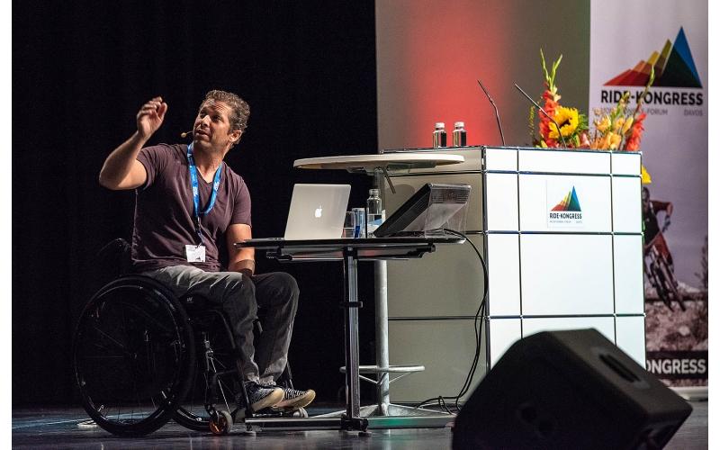 Tarek Rasouli, Ride-Kongress Davos 2018