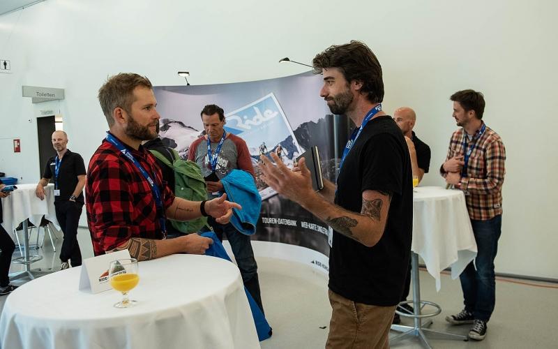 Ride-Kongress Davos 2018