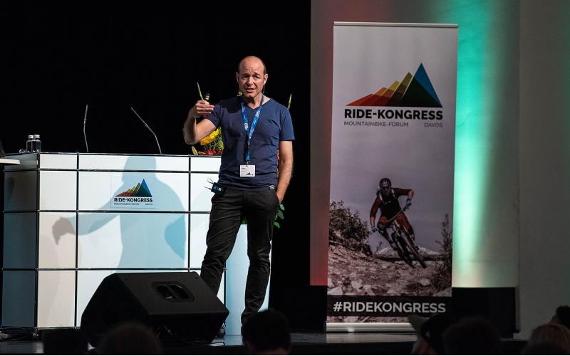Beat Wälti, Ride-Kongress Davos 2018