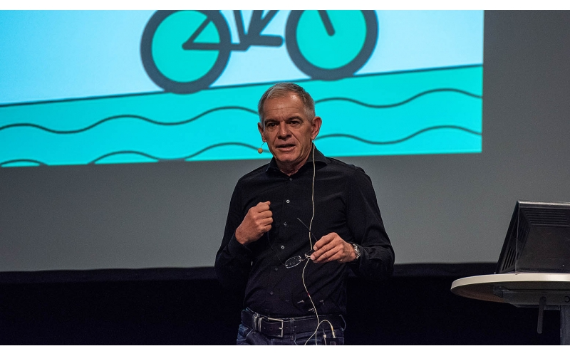 Bene Luginbühl, Ride-Kongress Davos 2018