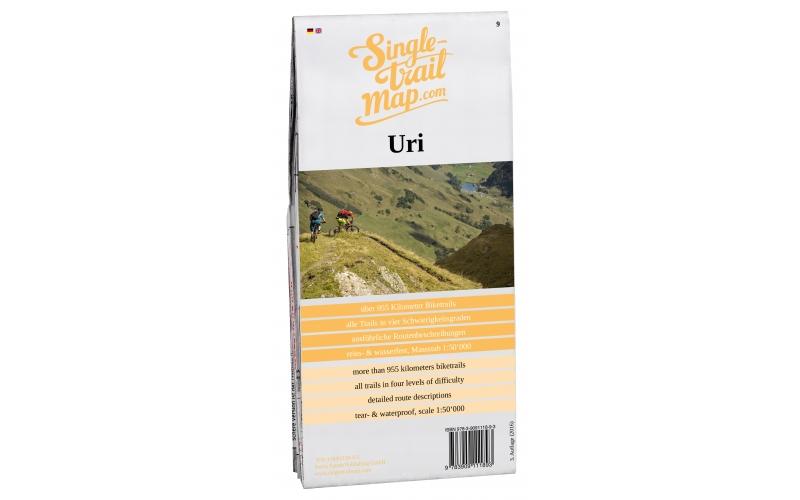 Singletrail Map 009 Uri