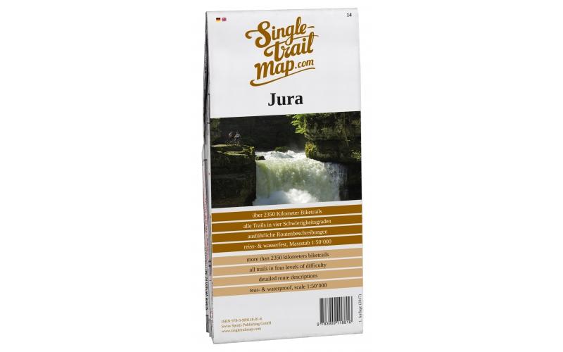 Singletrail Map 014 Jura