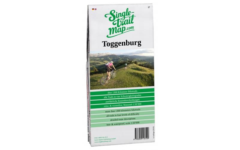Singletrail Map 017 Toggenburg