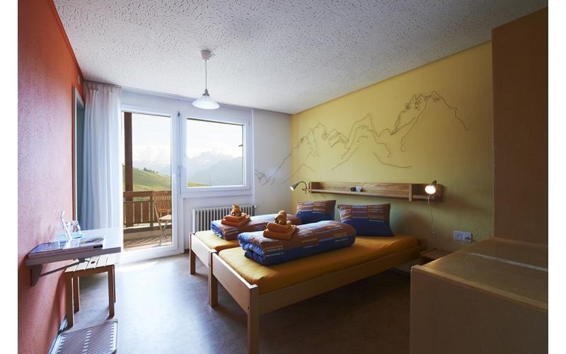 Hotel Bellavista Ftan