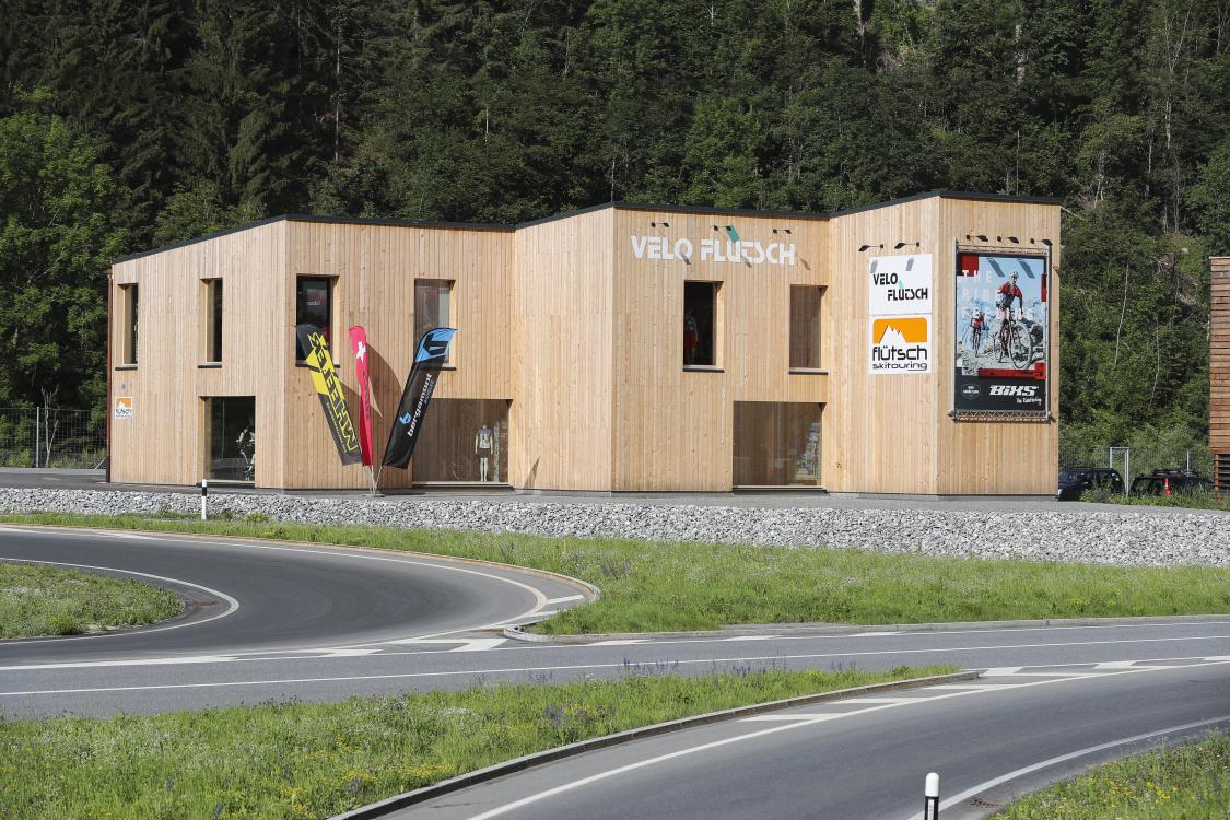 Velo Flütsch Küblis