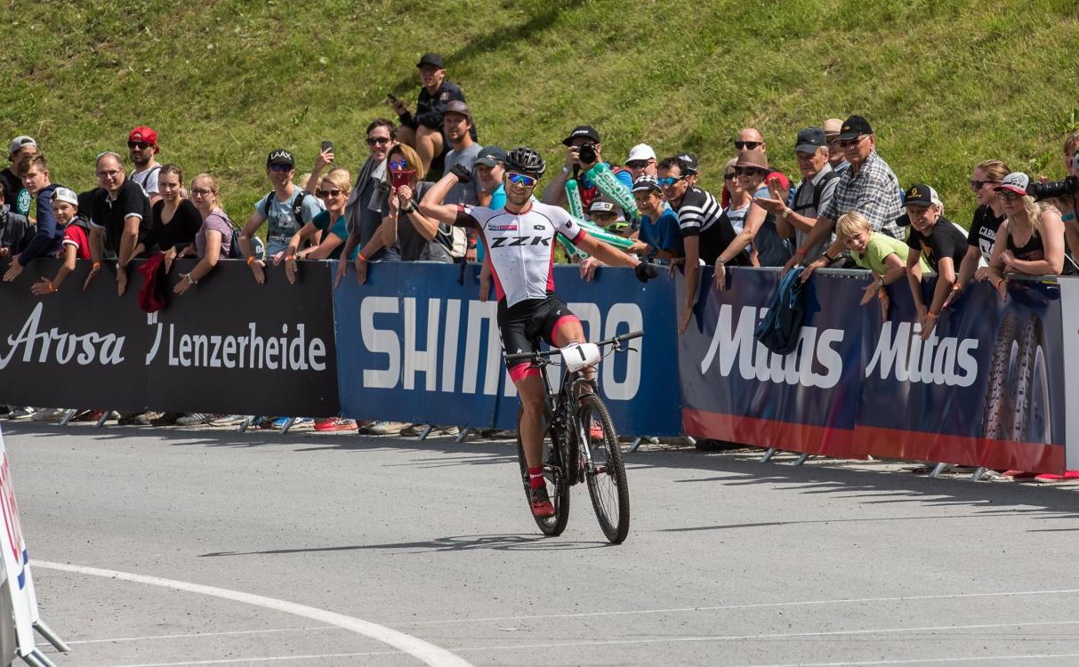 Martins Blums, Weltcup Lenzerheide 2017