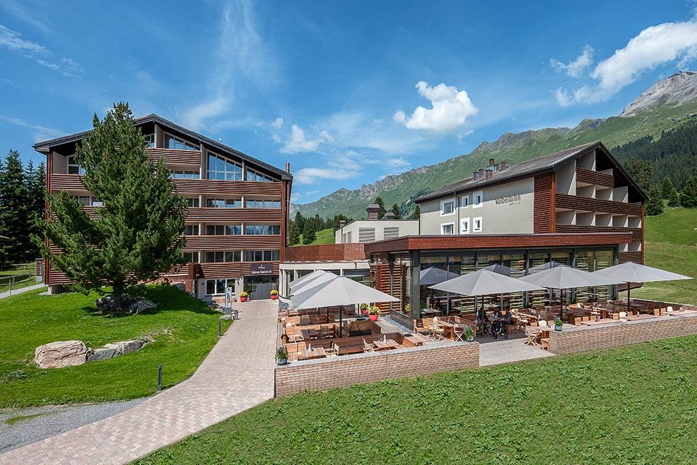 Hotel Valbella Resort Lenzerheide