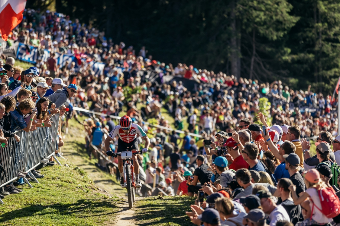 Ride Adventstipp 2018 - Weltcup Lenzerheide 2019