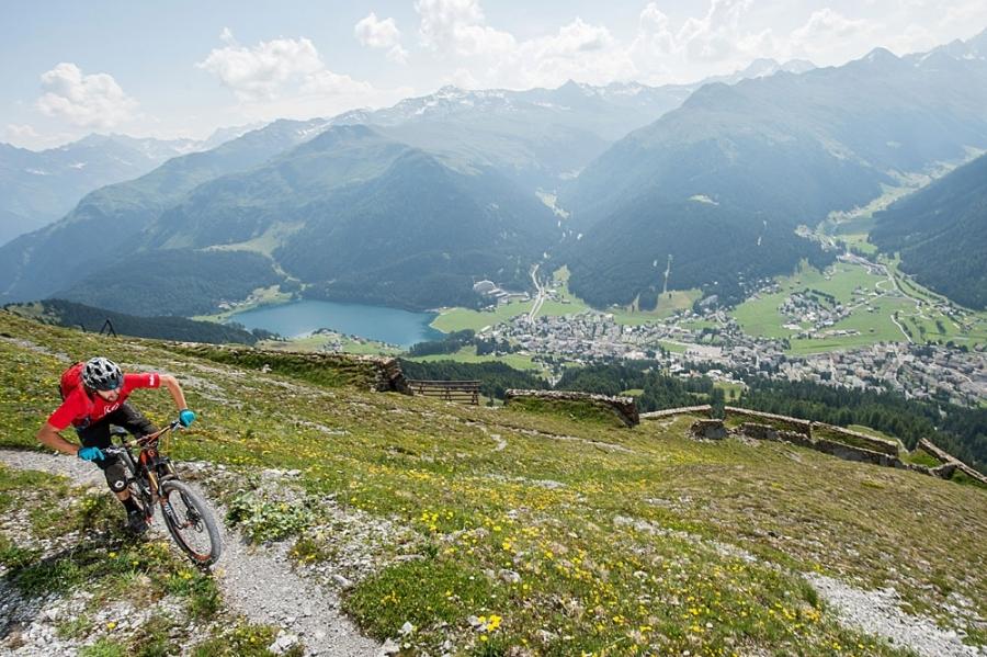 Panoramaweg Davos