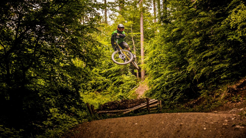 Chur Alpenbikepark Big Air