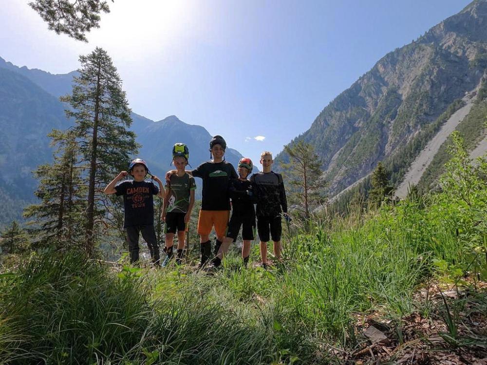 Alptrails Mountainbiking
