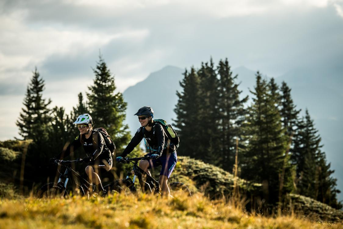 Alpine Ladies Trail Camp Valsana