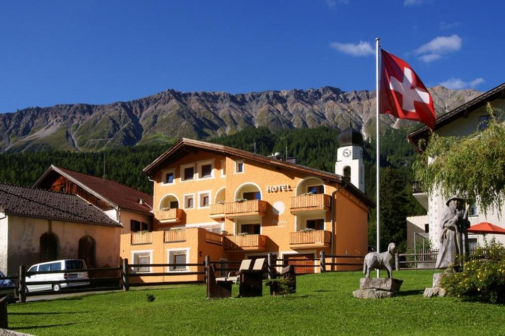 Landgasthof Staila Fuldera