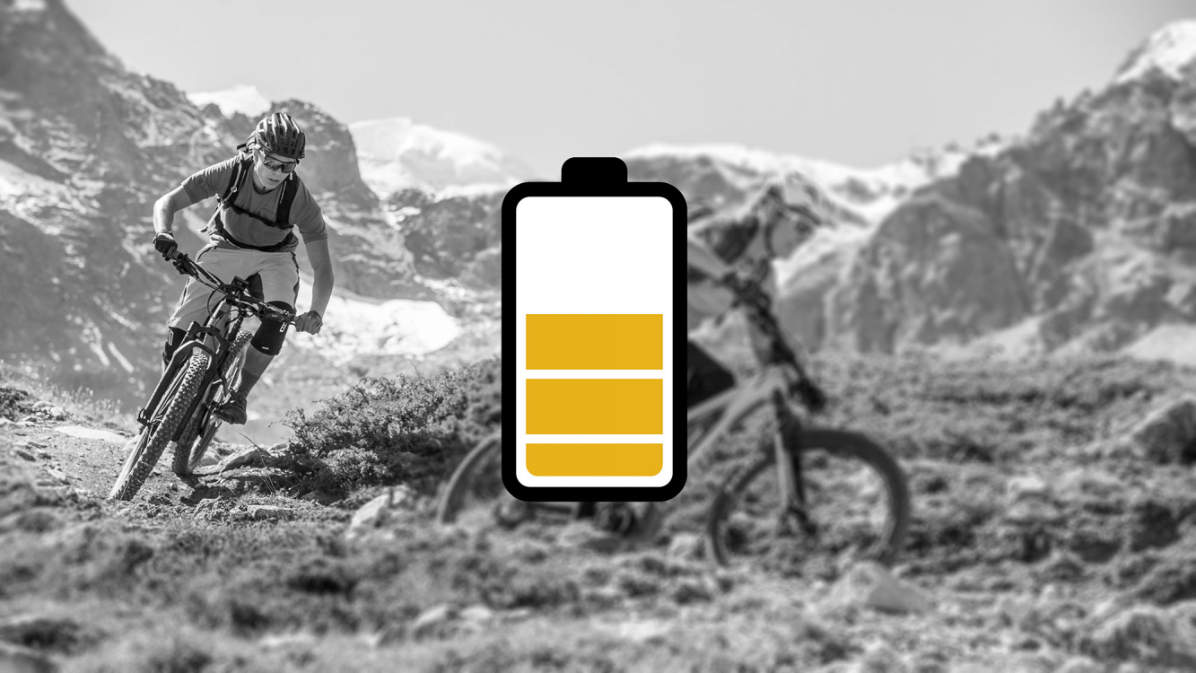 Symbolbild E-Bike-Batterie