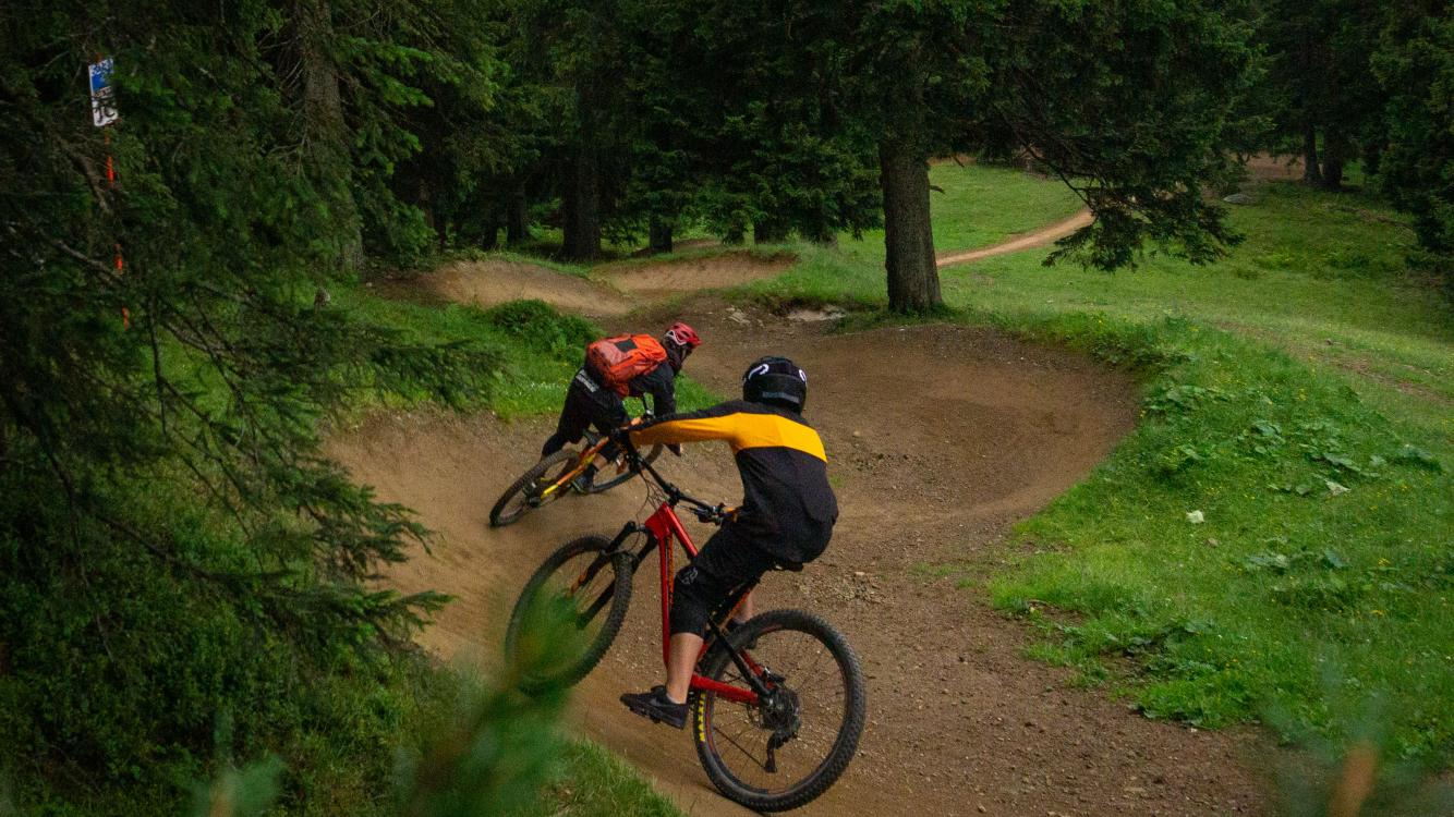 Bikeschule Lenzerheide Kickstart
