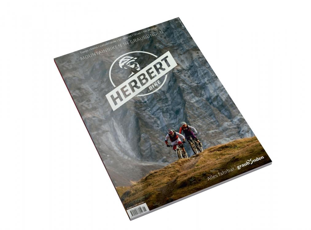 Cover Herbert Magazin Ausgabe März 2016