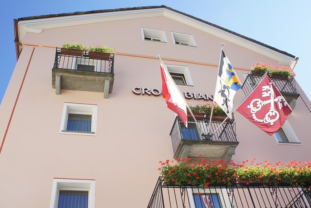Albergo Croce Bianca, graubündenBIKE-Hotel