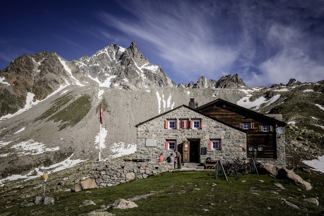 Es-cha-Hütte