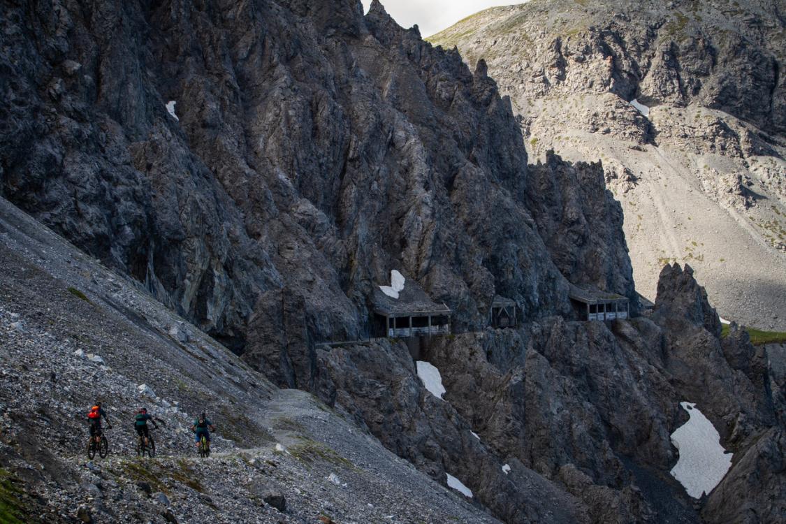 Davos Trail Ride, Davos Klosters, Graubünden