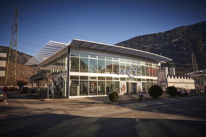 Cube Center Chur