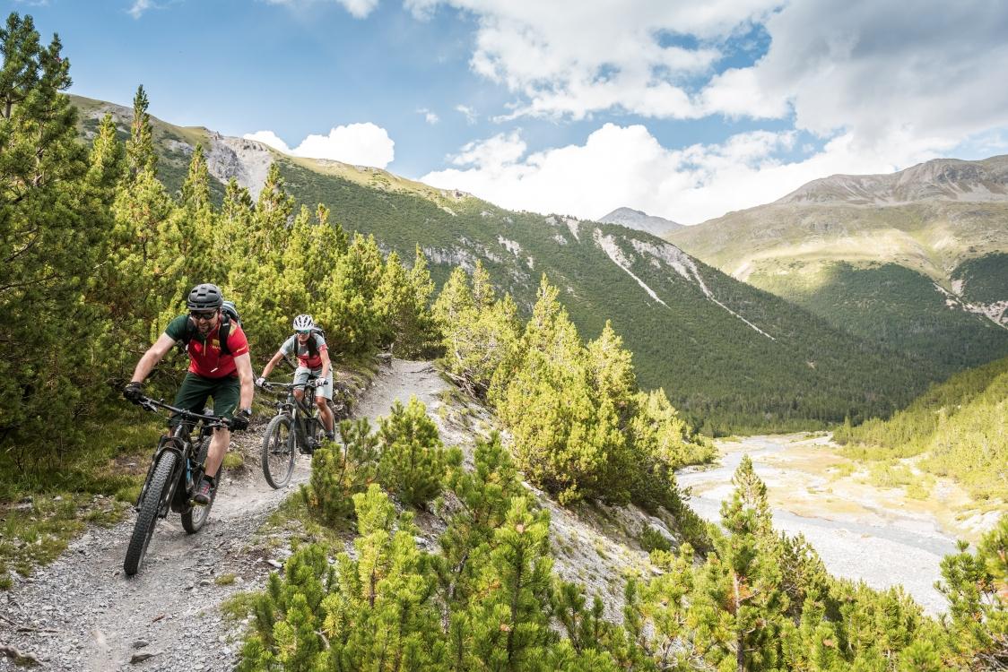 E-Mountainbike_Tour_Nationalparkregion