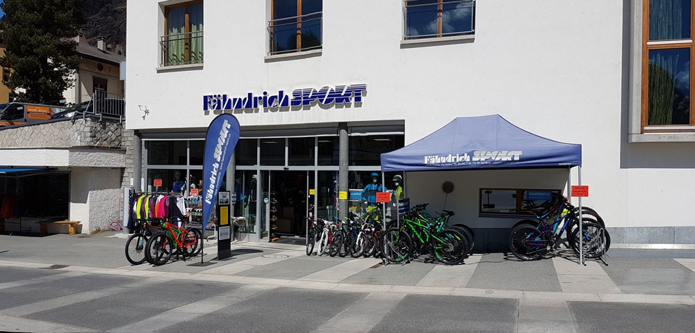 Fähndrich Sport AG, Pontresina