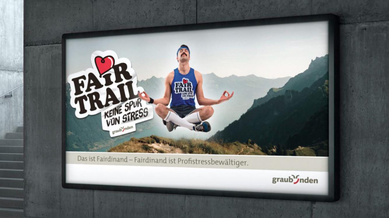 Fairdinand-Kampagne Graubünden