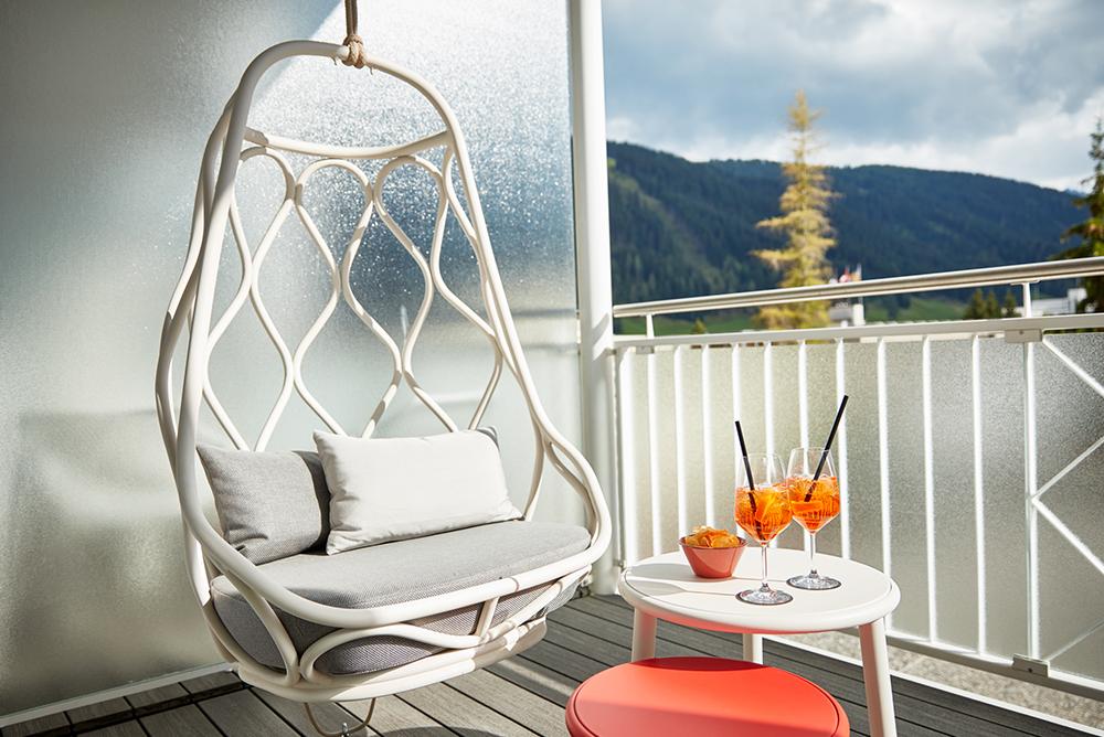 Hard Rock Hotel Davos, graubündenBIKE-Hotel