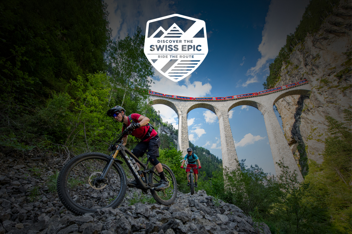 Angebotsbild Swiss Epic Route Package