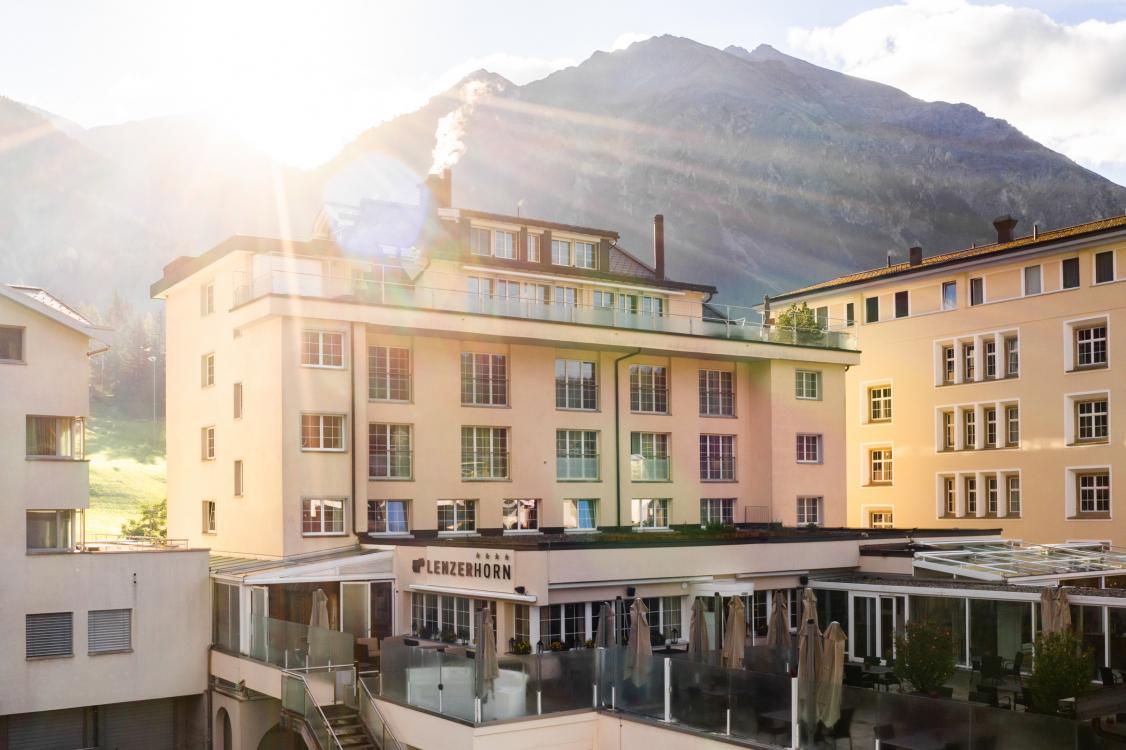 Hotel Lenzerhorn