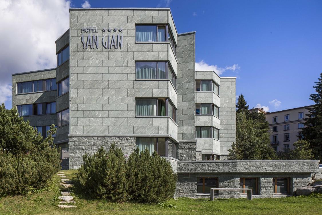Hotel San Gian, Sommer