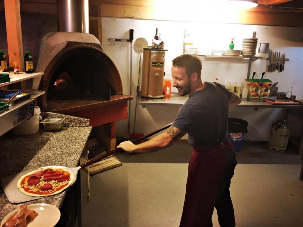 Pizzaiolo, Marcel Gomolla