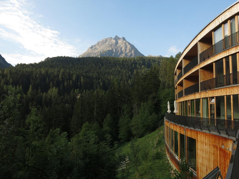 graubündenBIKE-Hotel, Hotel Arnica Scuol