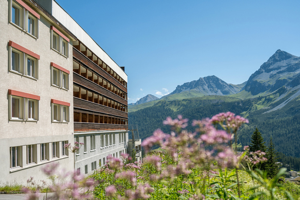 Arosa Mountain Lodge, graubündenBIKE-Hotel
