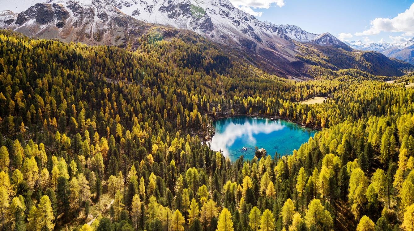 Lago Saoseo (Val Poschiavo)