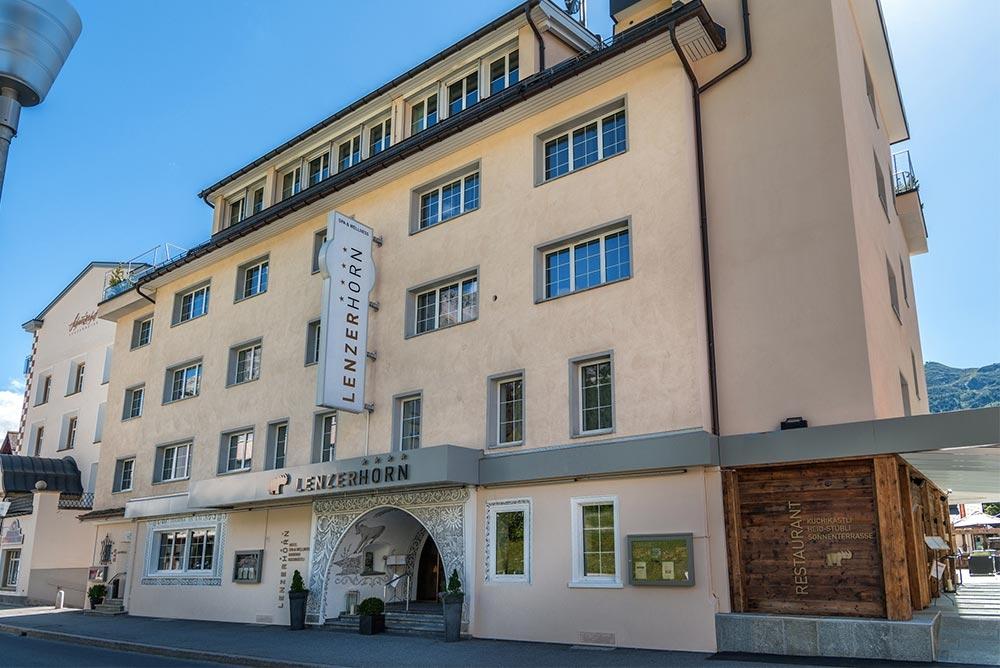 Hotel Lenzerhorn Wellness & Spa Lenzerheide