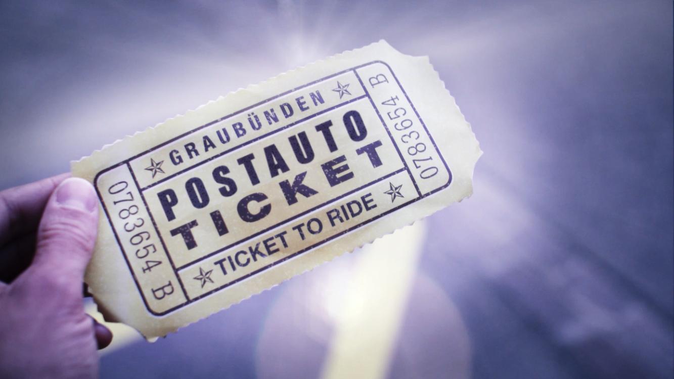 Magic Ticket – Postauto-Tour